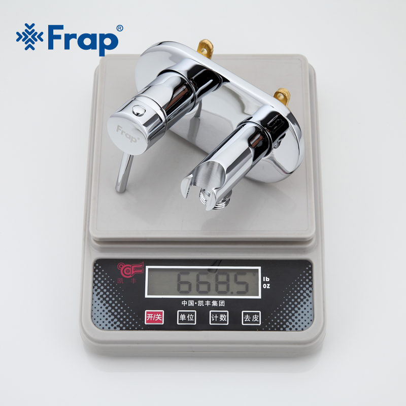 Image 5 - Frap Bidet Faucet Brass Shower Tap Washer Mixer Muslim Shower  Ducha Higienica Cold