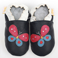 Genuine Leather Baby Shoes Girls Baby Moccasins Animal Butterfly Soft Sole Baby Shoes Boys Baby Kids Toddler Shoes First Walkers