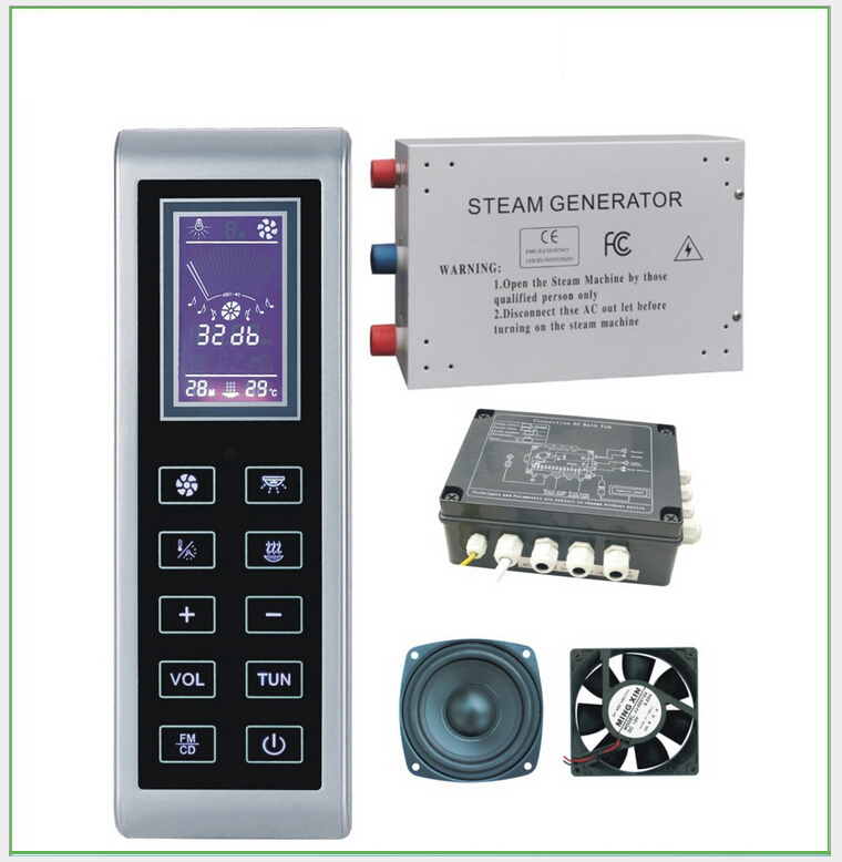 Hot Sale 3KW 6KW steam shower steam generator sauna room partswith ...