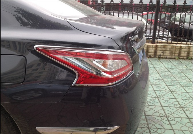 ABS Chrome Rear Tail Light Lamp Cover Trims For Nissan Teana Altima 2013  2014 In Roof Racks U0026 Boxes From Automobiles U0026 Motorcycles On Aliexpress.com  ...