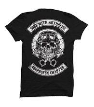 2018 Hot sale Fashion Sons With Arthritis Adult Ringspun T-Shirt Tee shirt Fashion Classic Unique gift худи ringspun