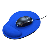 Tapete do rato com descanso de pulso para computador portátil computador portátil teclado notebook com apoio de pulso|Mouse pads| |  -