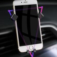 Per Mazda CX-5 CX5 2nd Gen 2017 2018 2019 Car Air Vent Supporto Del Telefono Regolabile Del Supporto Del Basamento per Cellulare Mobile telefono Stabile Culla