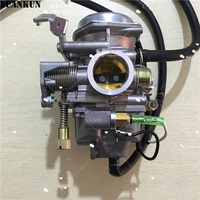 XUANKUN Motorcycle Accessories WH125 B / 11 With Electronic Heating Vacuum Film KPN Carburetor