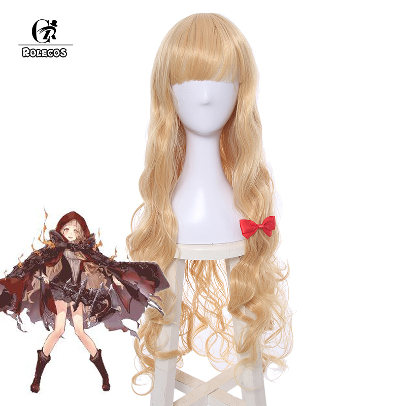 rolecos phone game sinoalice cosplay headwear little red riding hood cosplay 85cm. Black Bedroom Furniture Sets. Home Design Ideas