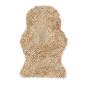 Image 3 - Sofá decorativo de imitación de lana para el hogar, cojín de salón europeo, alfombras de cuero de oveja, dormitorio, cabecera, ventana, cojín de pelo largo