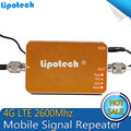 2016 new Upgrade 4G 2600Mhz Mobile Phone Signal Repeater ,LTE Signal booster , LTE 2600 Cellular Phone Signal Repeater Booster