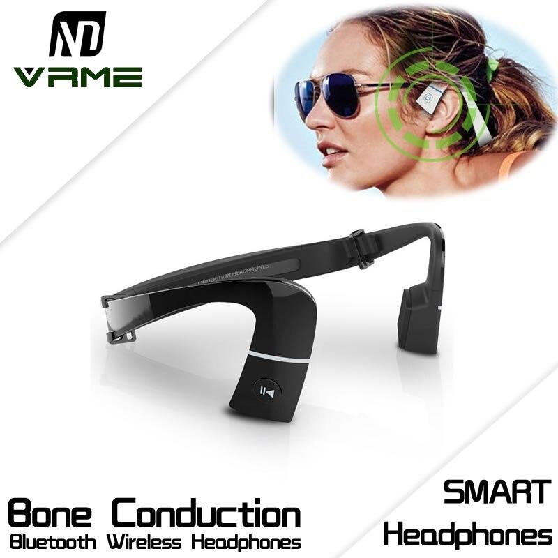 bilder für Vrme drahtlose kopfhörer bluetooth 4,1 stereo headset wasserdichte trageriemen kopfhörer bone leitung nfc freisprecheinrichtung kopfhörer