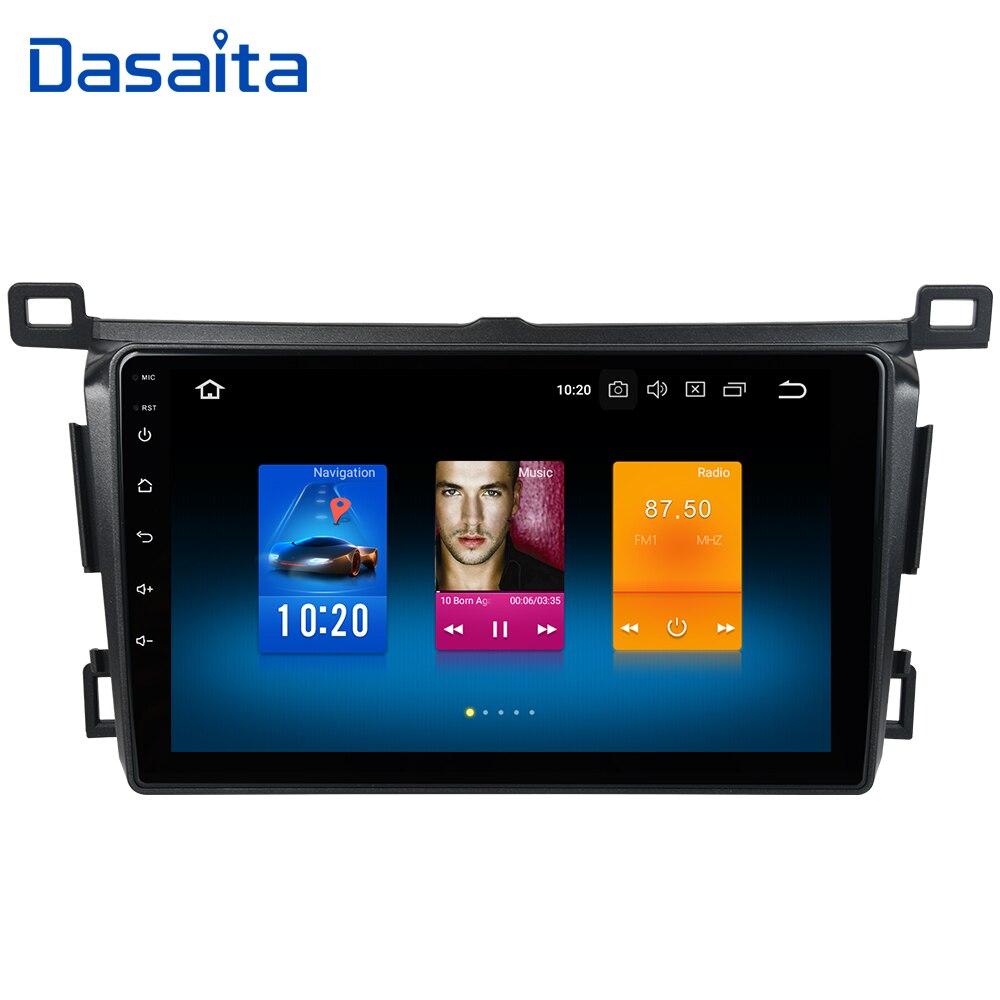 Dasaita 9 IPS 2 5D Android 9 0 RHD Autoradio for Toyota RAV4 Multimedia 2014 2015