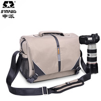 Sinpaid Waterproof Wear Resistant Camera Video Lens Bag Daily Messenger Bags For Canon Sonly Nikon D90