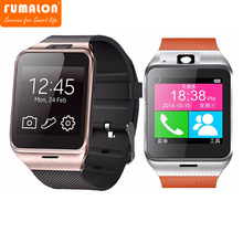 2017 Time limited Hot Sale French Smartwatch Electronic Watch Gv18 Bluetooth Smart Health Mp3 Pedometer Android