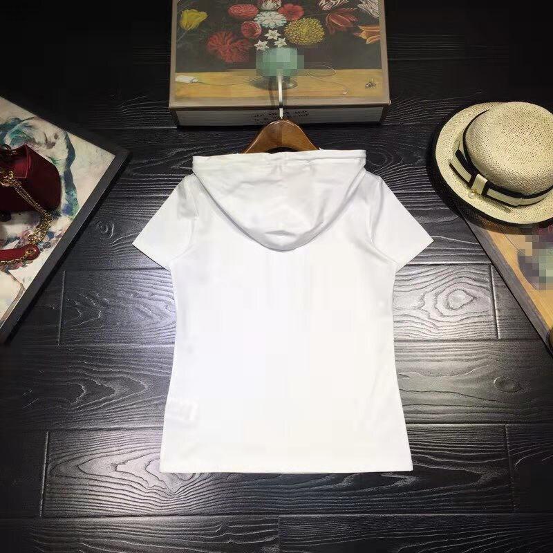 Vêtements Design Hfa02257 Partie 2019 De Célèbre Style Mode Pour Femmes amp; Européenne Piste shirts Haut T Luxe Femme UTFOUqw