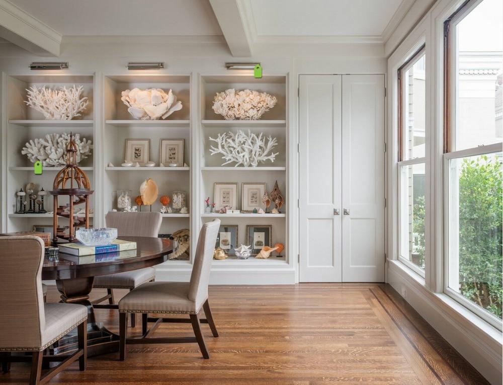 Hutch Decorating Ideas Display Built Ins