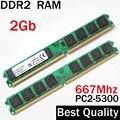 Momory RAM 2 Gb DDR2 667/667 Mhz ddr 2 RAM 2 gb/Para amd y para toda la ram/ddr 2g 2g ram pc2-5300 pc 5300
