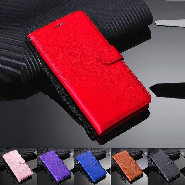 Lederen Portemonnee Telefoon Case Voor Huawei Y5 Y6 Pro 2017 Y7 Prime Y9 2018 Flip Cover Voor Huawei Mate 10 Lite Pro Mate 7 8 9 Stand Bag Fancy Colors