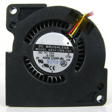 FAN FOR AB5012MB-C03 AB5012HX-C03 ADDA Server Blower Fan DC 12V 50x50x20mm 3Wire 3Pin 50mm cooler