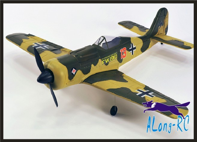 где купить TIANSHEN FW190 WWII FIGHTER RC PLANE EPO plane/ RC airplane/RC MODEL HOBBY TOY// (have kit or PNP set) по лучшей цене