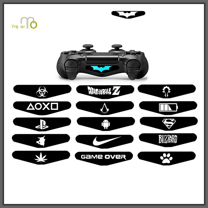 50pcslot ps4 controller decal light bar led sticker cover led 50pcslot ps4 controller decal light bar led sticker cover led sticker ps4 light bar led sticker game accessory on aliexpress alibaba group aloadofball Images