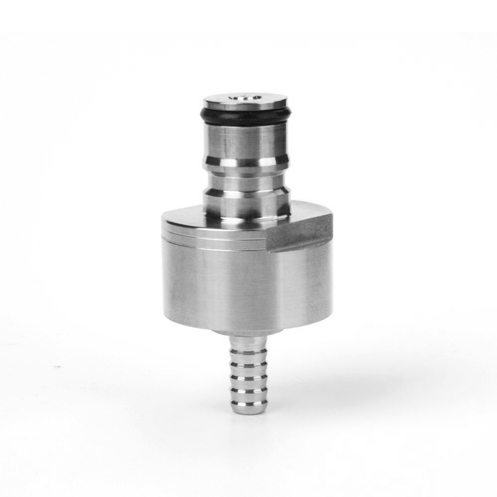 Beer Cola Brewer Stainless Steel Carbonation Cap for Soft Drink Beverages PET Bottles in Beer Brewing from Home Garden
