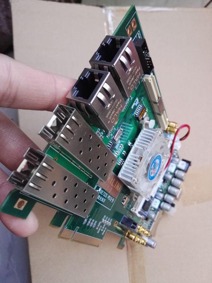 Xilinx технологий 7 Kintex-7 K7 XC7K325T FPGA PCIE развитию DDR3