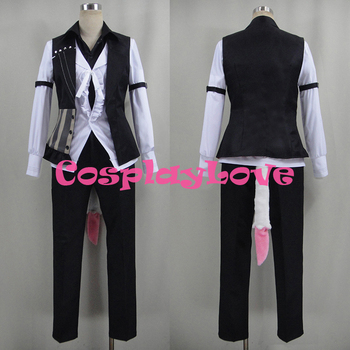 Custom Made Japanese Anime DIABOLIK LOVERS Tsukinami Carla Cosplay Costume For Halloween Carnival Christmas High Quality