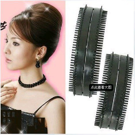 Free shipping! 2pcs/lot Elegant Sexy Hair Band Braider Curler Roller Salon DIY