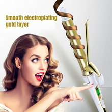 110-240V Professional Hair Curling Iron Negative ion LCD Display Ceramic Curlers Rollers Rotating Curl Irons 22/25/28/32mm