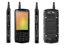 Оригинал N2 Android 6.0 Водонепроницаемый Смартфон IP68 Walkie Talkie NFC GPS MTK6580 Quad core 1 ГГЦ 1GBRAM 3.5 дюймов 5MP WCDM мобильный телефон