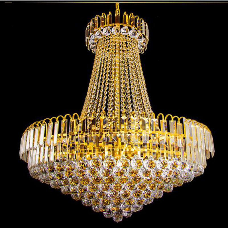 3oh 3 3oh 3 streets of gold Luxury European Gold Crystal Streets Lobby Living Room Dining Room Restaurant Villa Duplex House Crystal Chandelier