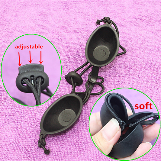 soft Eyepatch Laser Light Protection Safety Goggles IPL Beauty Clinic Patient Black carbon doll goggles OPT E light eyecup цена 2017