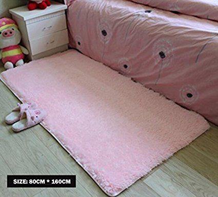 off white pink blue black area rug 80cm x 160cm sofa side rug soft