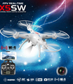 Syma X5SW X5SW-1 Headless Mode 2.4G  4CH Iphone/Android Real-time transmission WIFI FPV RC Quadcopter With 2MP Camera