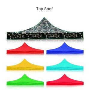 Weiß Festzelt Zelte Top Dach Pavillons Wasserdicht Garten Baldachin Im Freien Markise Zelt Schatten Partei Pawilon großen klapp auto Pop Up