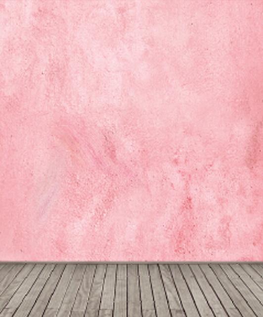 8x10ft Plain Pink Wall Photography Backdrops Scenic Vinyl