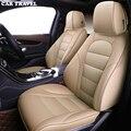 Coche de la cubierta de asiento de cuero de coche para BMW x1 x2 x3 x4 x5 x6 z4 1, 2, 3, 4 protector de asientos de coche de la serie 5 7