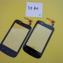 PAP 3540 Duo Sensor Phone Replacement Parts For Prestigio MultiPhone PAP3540 Touch Screen Digitizer Glass Panel ; Free Shipping