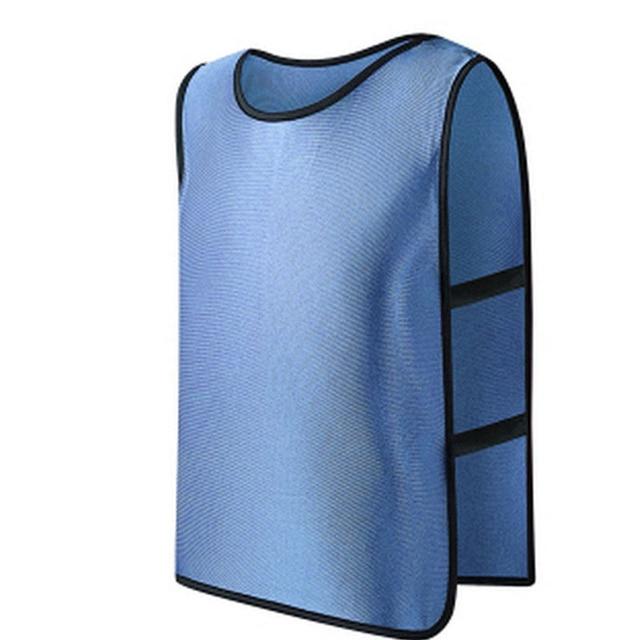 Sports Accessories Team Training Vests Football Soccer Basketball Youth Adult Pinnies Jerseys Train Bib Vest