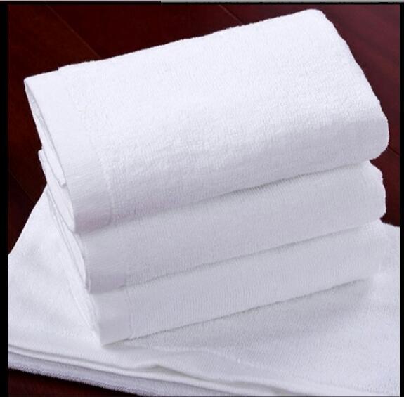 Serviette En Coton Blanc Hotel Serviette De Bain Pas Cher Petite