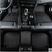 Good mats! Custom special floor mats for Mercedes Benz GLC 250d 2018 2015 waterproof rugs carpets for GLC250d 2017,Free shipping