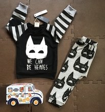 We Can Be Heroes Clothing Set