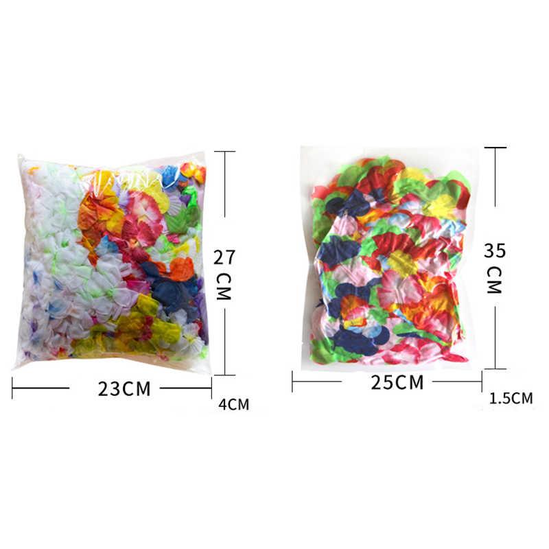 Пляжные гирлянды маскарадные шары цветок поставка ожерелье дисплей 36 шт Гавайская тропическая украшения вечерние красочные