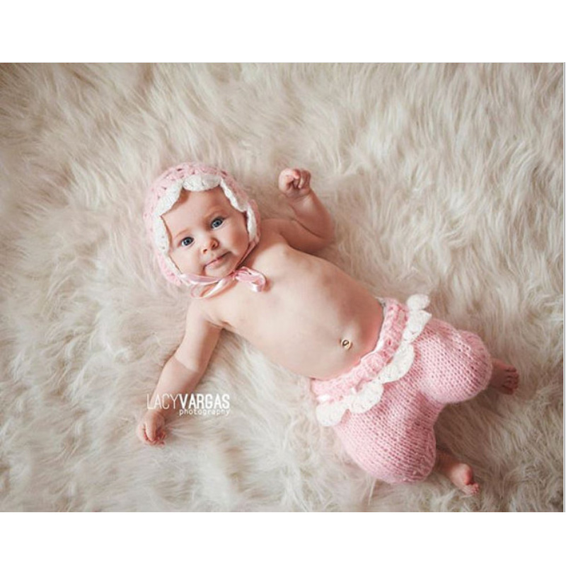 Manufacturers of Hand knit Wool Cap Baby Hat Handmade Knitted Wild Child