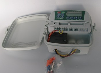 Rainbird ESP-RZX серии 4 станция открытый контроллер крепления, 220 В