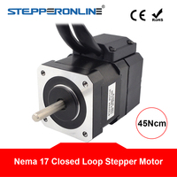 Nema 17 Closed Loop Stepper Motor 45Ncm Encoder 1000CPR 2A 42 Motor Nema17 Step Motor