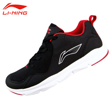 Li-Ning Men's Indoor Training Sport Shoes Li Ning Breathable Cushioning Anti-Slippery Hard-Wearing Sneakers APCH023