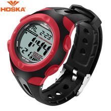 Brand New Student LED Digital Watch Fashion Leisure Waterproof Sports Watches Children Wrist Watches A Good Gift For Your Kids