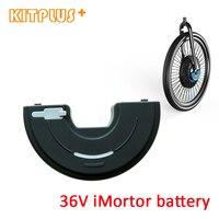 Imortor Li ion Battery 36V 3.2AH Lithium Ion Battery for iMortor 36V240W Front Wheel Electric Bike Conversion Kit