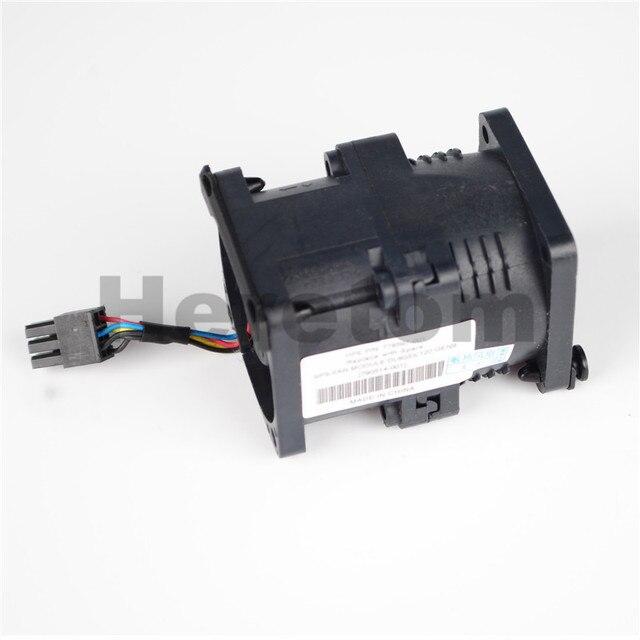 2 unids/lote de refrigeración de la CPU ventilador de servidor fan 778567-001 768753-001 779103-001 para HP DL60/DL120 GEN9 G9 refrigerador