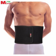 2018 Limited Mumian Breathable Sports Waist Support Elastic Fitness Bodybuilding Brace Weightlifting Belt And Free Shipping
