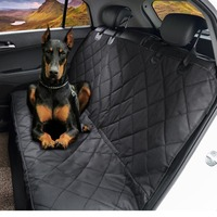 Encell Car Pet Seat Covers Waterproof Back Bench Seat Car Interior Travel Accessories Car Seat Covers Mat for Pets Dogs